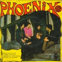 Phoenix Floarea st�ncilor album cover