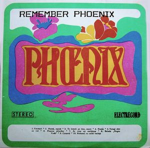 Phoenix Remember Phoenix album cover