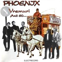 Phoenix - Vremuri - Anii 60... CD (album) cover