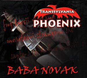 Phoenix Baba Novak album cover