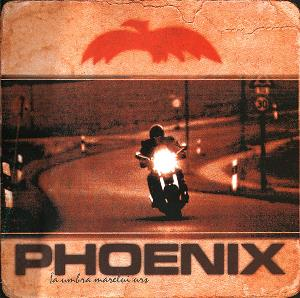 Phoenix In umbra marelui urs album cover
