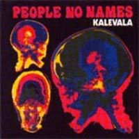 Kalevala - People No Names CD (album) cover