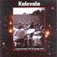 Kalevala - Live in Finland & Europe 1970-1977 CD (album) cover