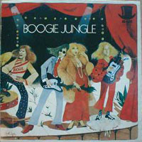 Boogie Jungle by KALEVALA album cover
