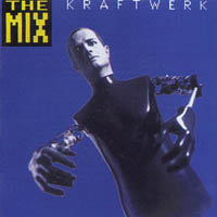 Kraftwerk The Mix album cover