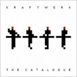 Kraftwerk The Catalogue album cover