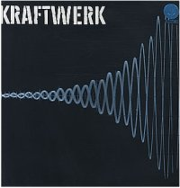 Kraftwerk Kraftwerk (1 and 2) album cover