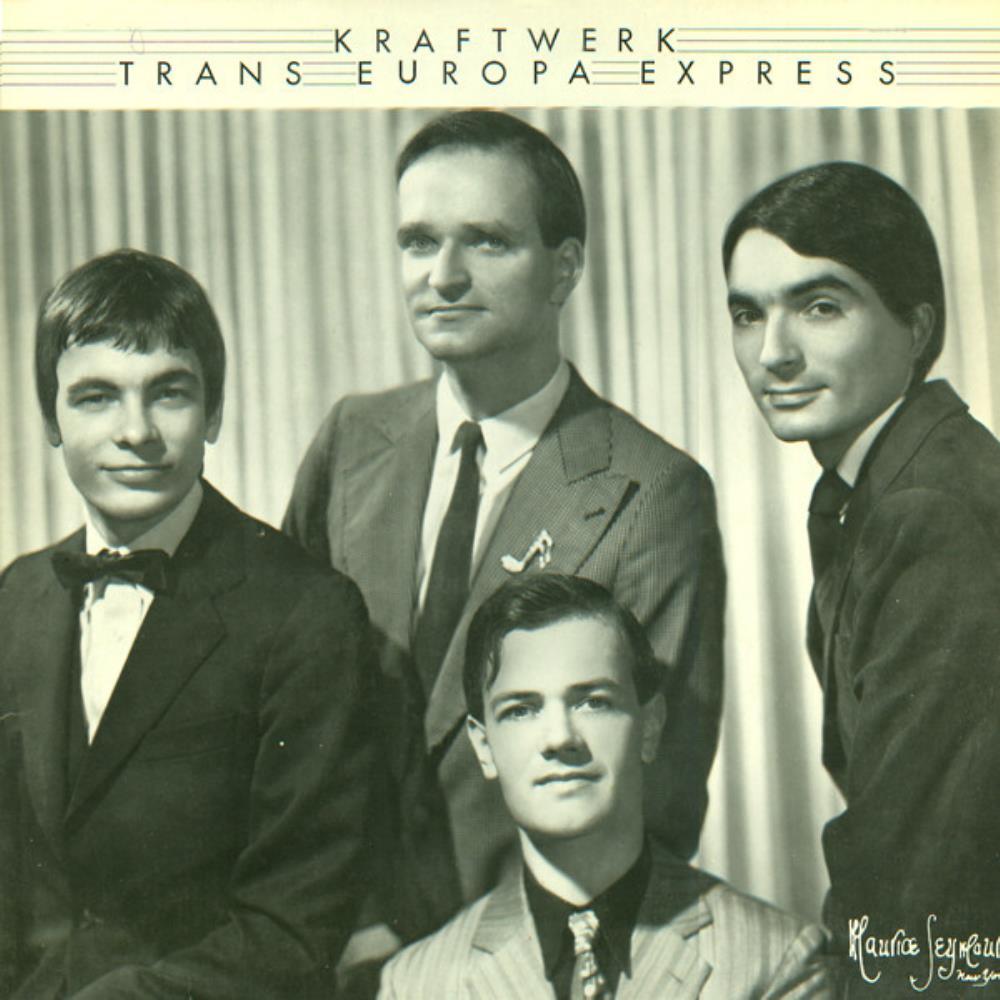 Trans-Europe Express [Aka: Trans-Europa Express] by KRAFTWERK album cover