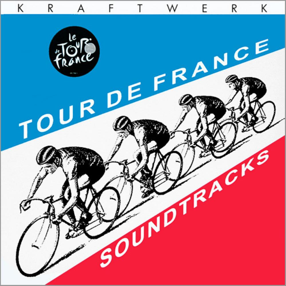 Kraftwerk - Tour De France Soundtracks CD (album) cover