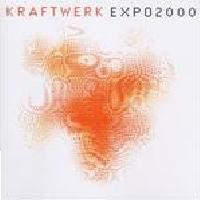 Kraftwerk Expo 2000 album cover