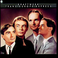 Kraftwerk - Trans-Europe Express (Trans-Europa Express) CD (album) cover