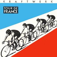 Kraftwerk Tour De France album cover