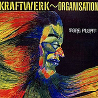 Kraftwerk - Tone Float (Organisation) CD (album) cover