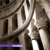 Liber Secundus by INDEX album cover