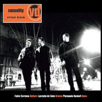 Casuality by VIRTUAL DREAM album cover