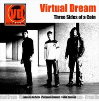 Virtual Dream - Three Sides Of A Coin CD (album) cover