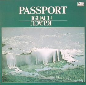 Passport - Iguaçu CD (album) cover