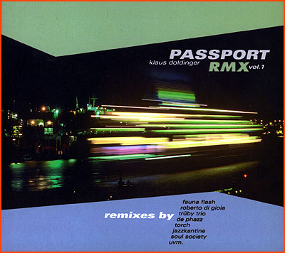 Passport Passport Rmx Vol.1 album cover