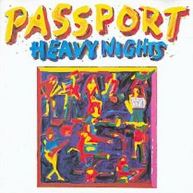 Passport Heavy Nights album cover