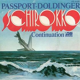 Passport Schirokko / Continuation album cover