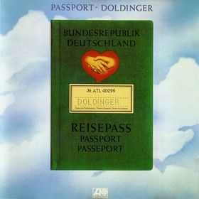 Passport - Passport - Doldinger  CD (album) cover