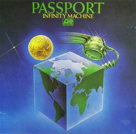 Passport - Infinity Machine CD (album) cover