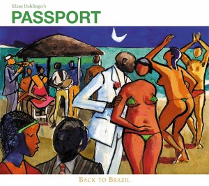 Passport Back To Brasil  album cover