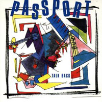 Passport Talk Back album cover