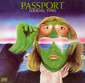 Passport - Looking Thru CD (album) cover