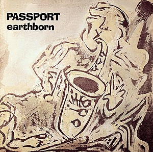 Passport Earthborn album cover