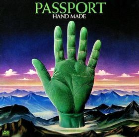 Passport - Hand Made CD (album) cover