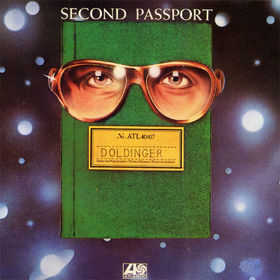 Second Passport by PASSPORT album cover