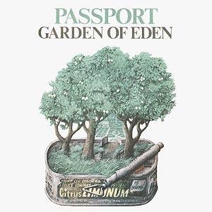 Garden Of Eden by PASSPORT album cover