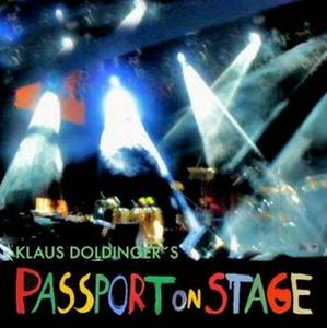 Passport On Stage album cover