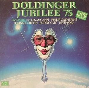 Passport Doldinger Jubilee '75 album cover