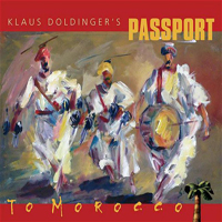 Passport To Morocco album cover