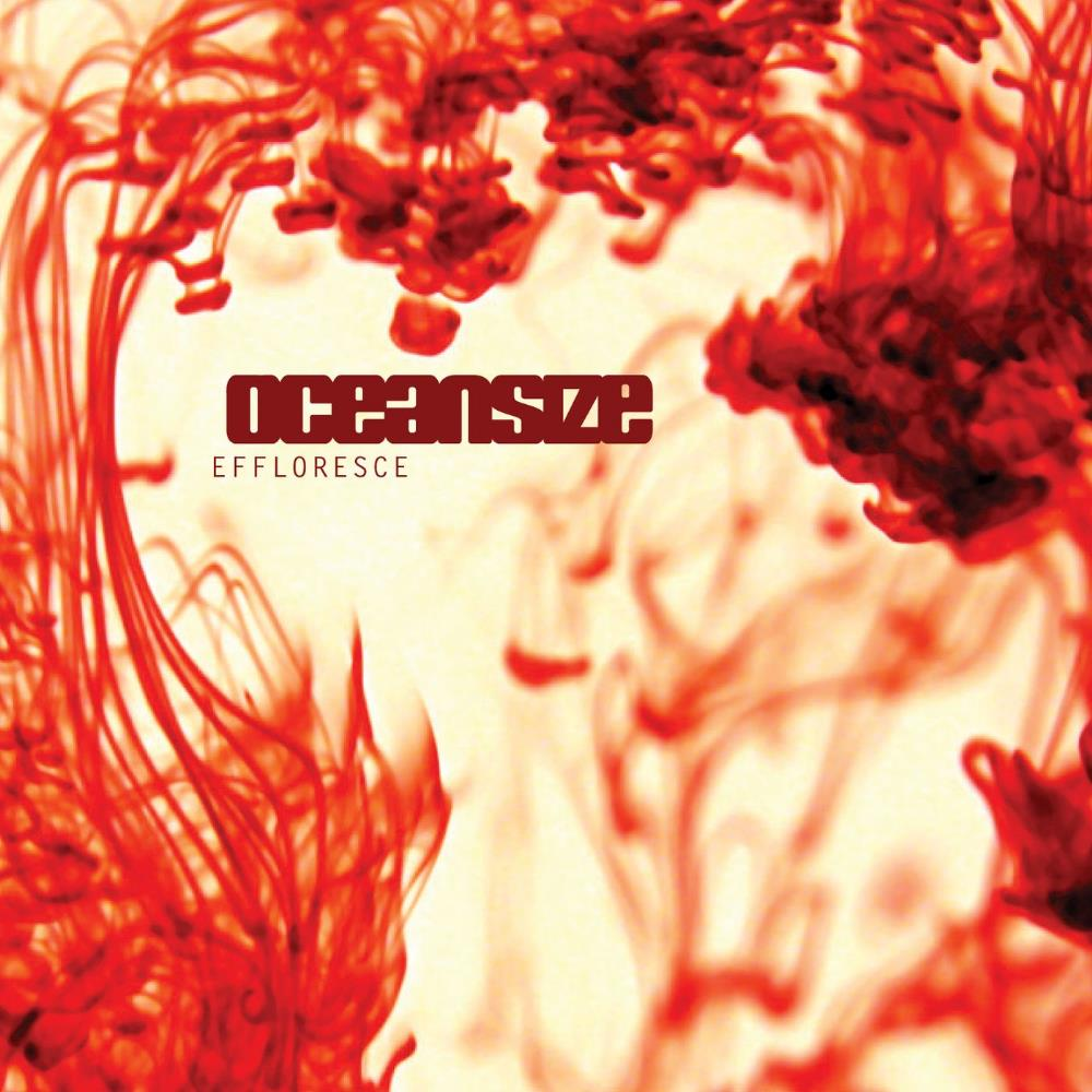 Oceansize - Effloresce CD (album) cover