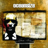 Heaven Alive by OCEANSIZE album cover