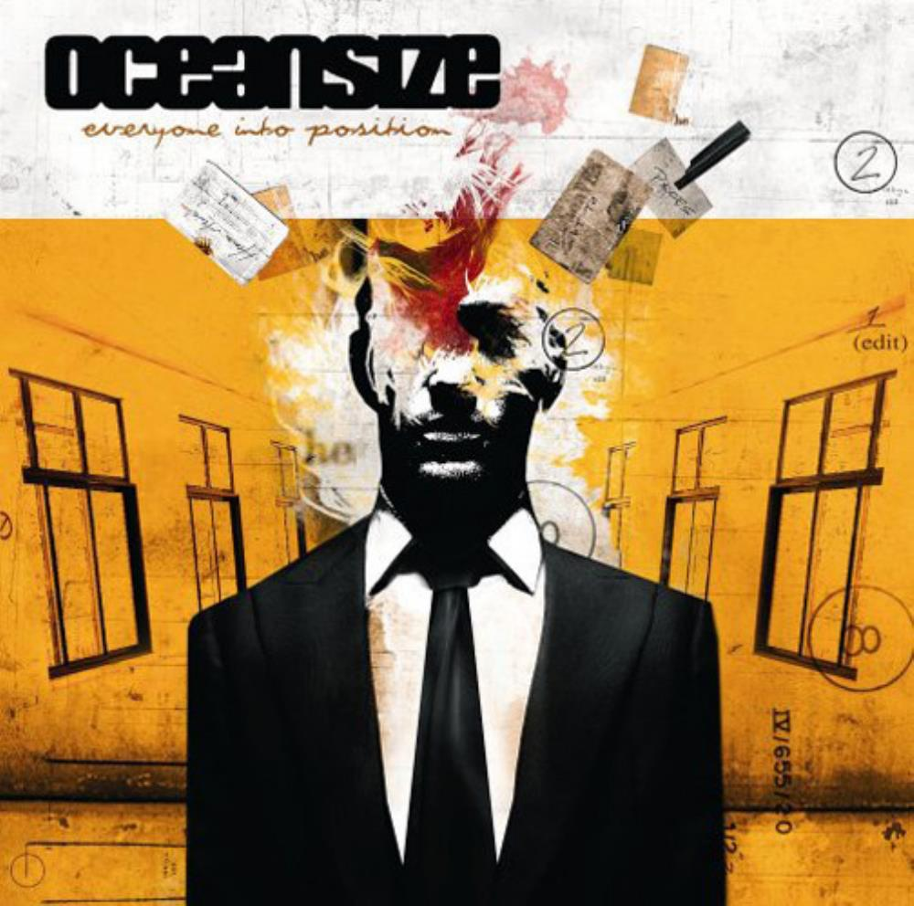 Oceansize - Everyone Into Position CD (album) cover