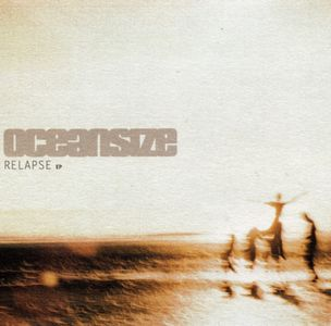 Oceansize - Relapse (EP) CD (album) cover