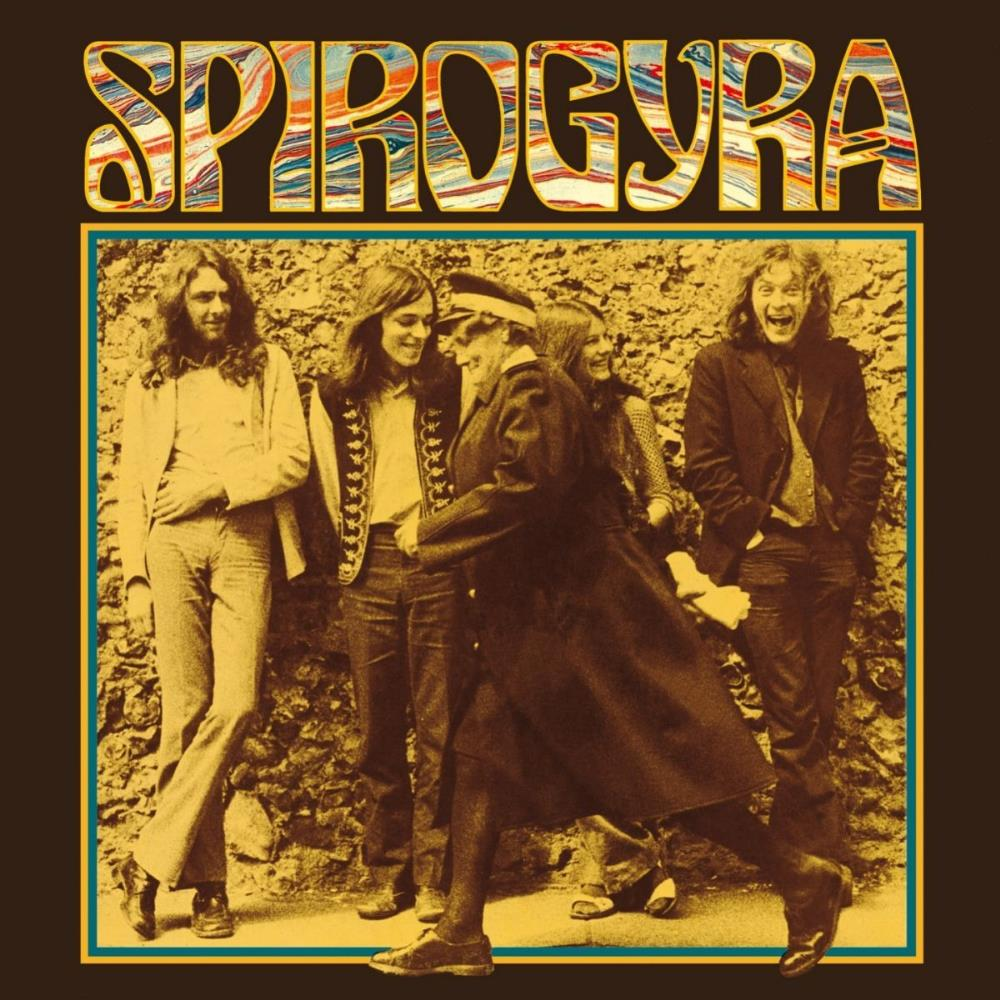 SPIROGYRA discography and reviews