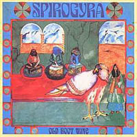 Spirogyra - Old Boot Wine CD (album) cover