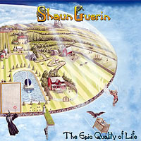 Shaun Guerin The Epic Quality Of Life  album cover