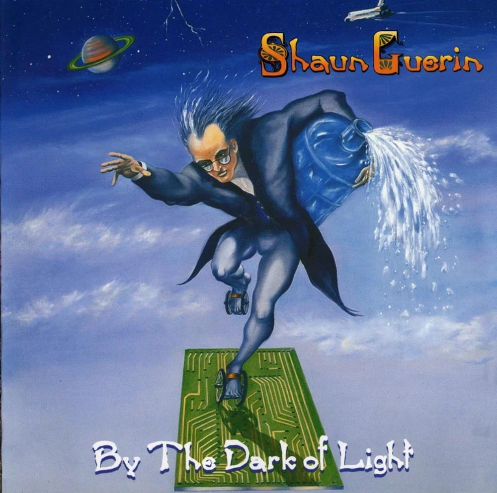 By The Dark Of Light by GUERIN, SHAUN album cover