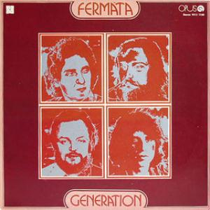 Ferm�ta Generation album cover