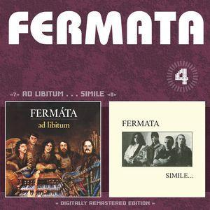 Ferm�ta - Ad Libitum/Simile... CD (album) cover