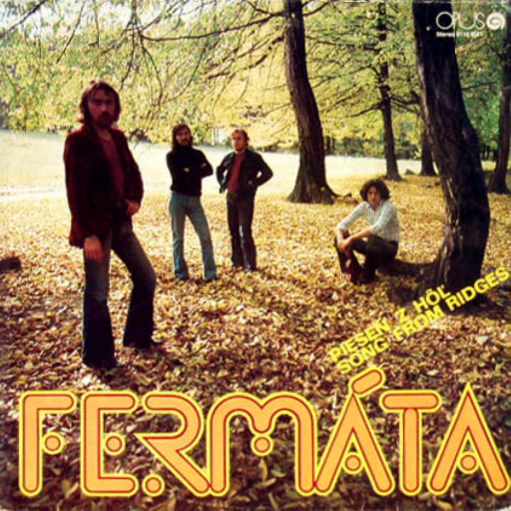 Pieseň Z Hôľ by FERMATA album cover