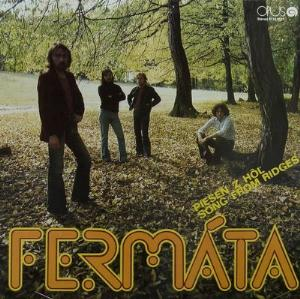 Ferm�ta - Pieseň Z H�ľ CD (album) cover