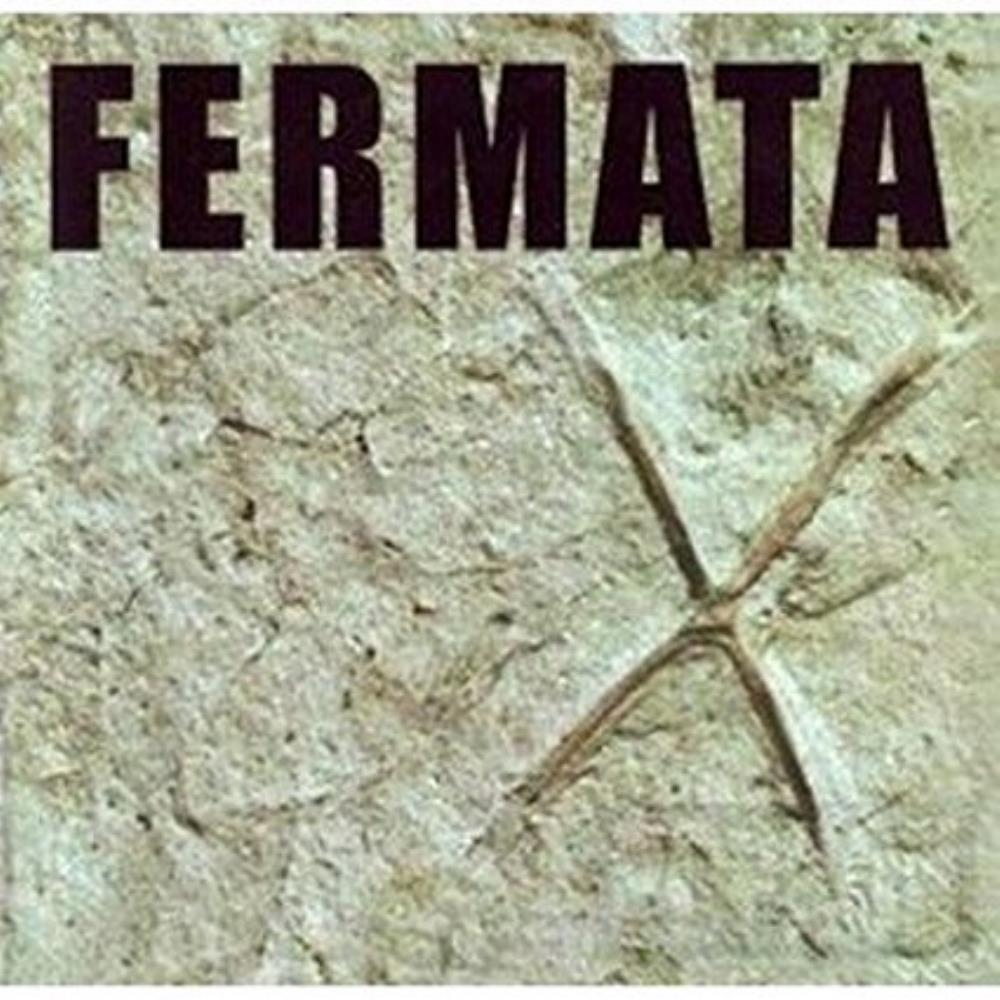 Fermáta X by FERMATA album cover