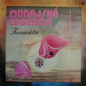 Ferm�ta - Dunajsk� Legenda CD (album) cover